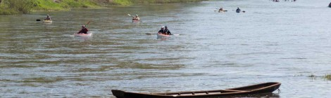 Wasser-Wandern auf verschlungenen Wegen