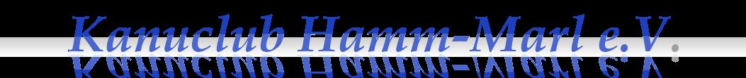 Kanuclub Hamm-Marl e.V.