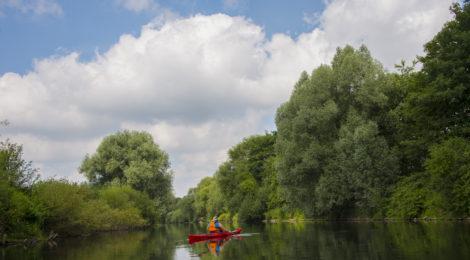 Unser Hausbach - Fluss des Jahres 2018